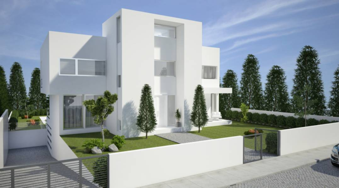 Project of 6 luxury villas in Guadalmina Baja,Marbella