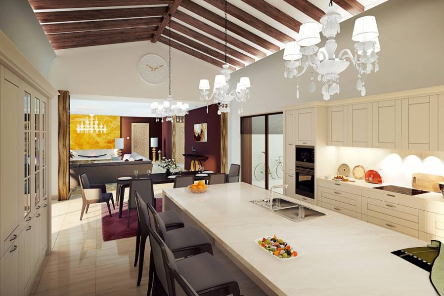 Brand New Villa in Los Naranjos Golf Club, Nueva Andalucia