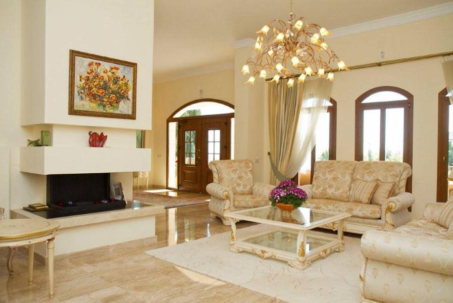 sort term rent Sierra Blanca Amazing 2 level villa with panoramic views of the sea