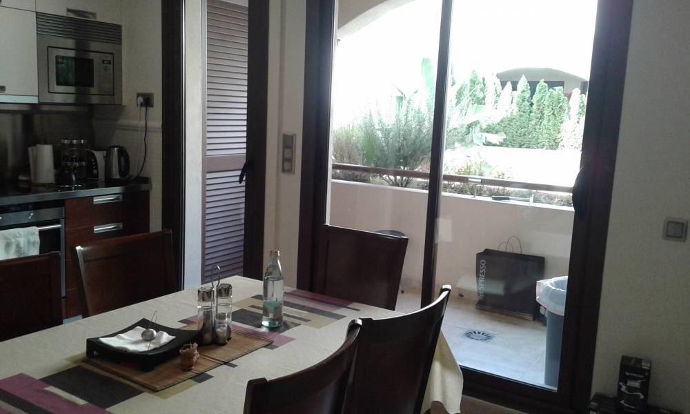 Apartment in luxury complex of Puerto Banus