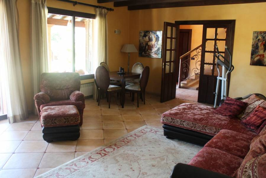 Villa to rent on the Golden Mile