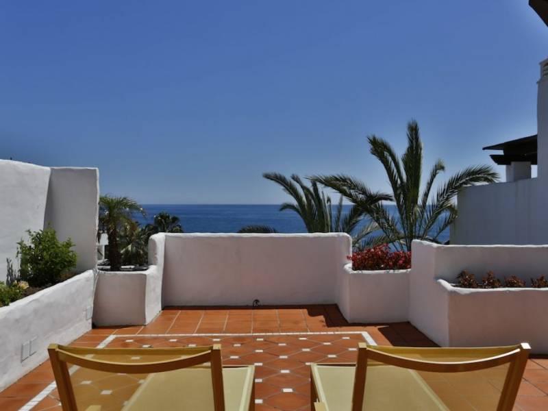 Beautiful penthouse  en Puerto Banus,Marbella