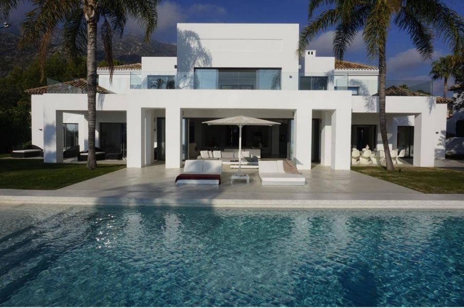 Amazing Villa in Sierra Blanca, Marbella