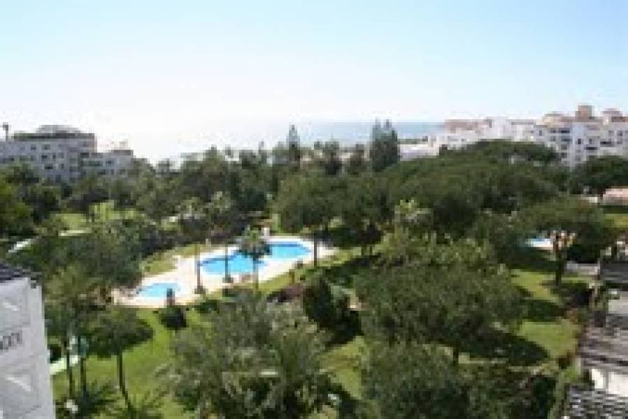Apartment in Puerto Banus.