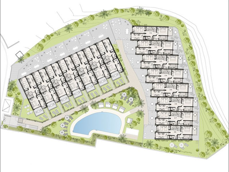 BRAND NEW TOWNHOUSES