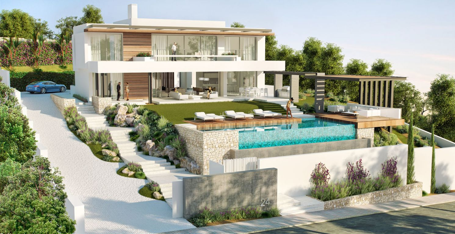 Contemporary Villa in Atalaya