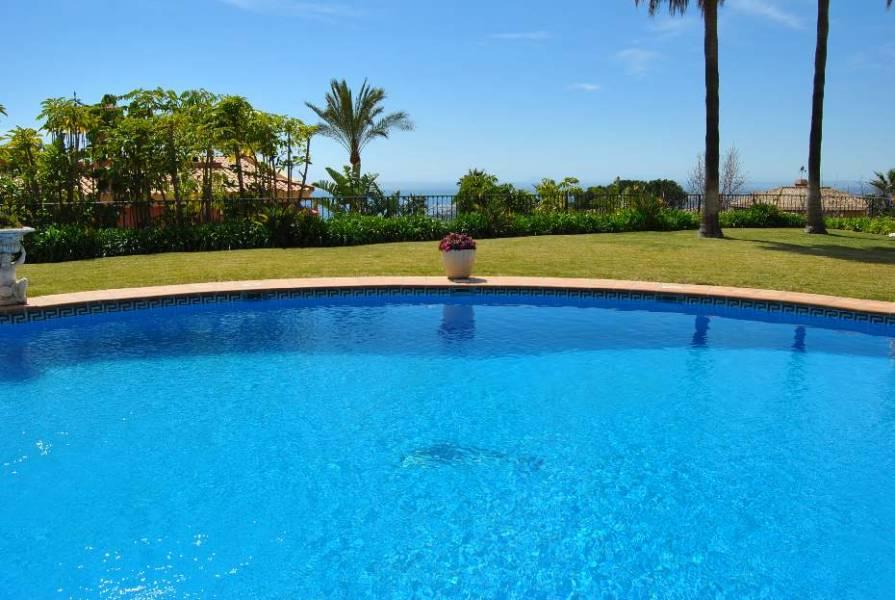 Amazing villa in Sierra Blanca,Marbella