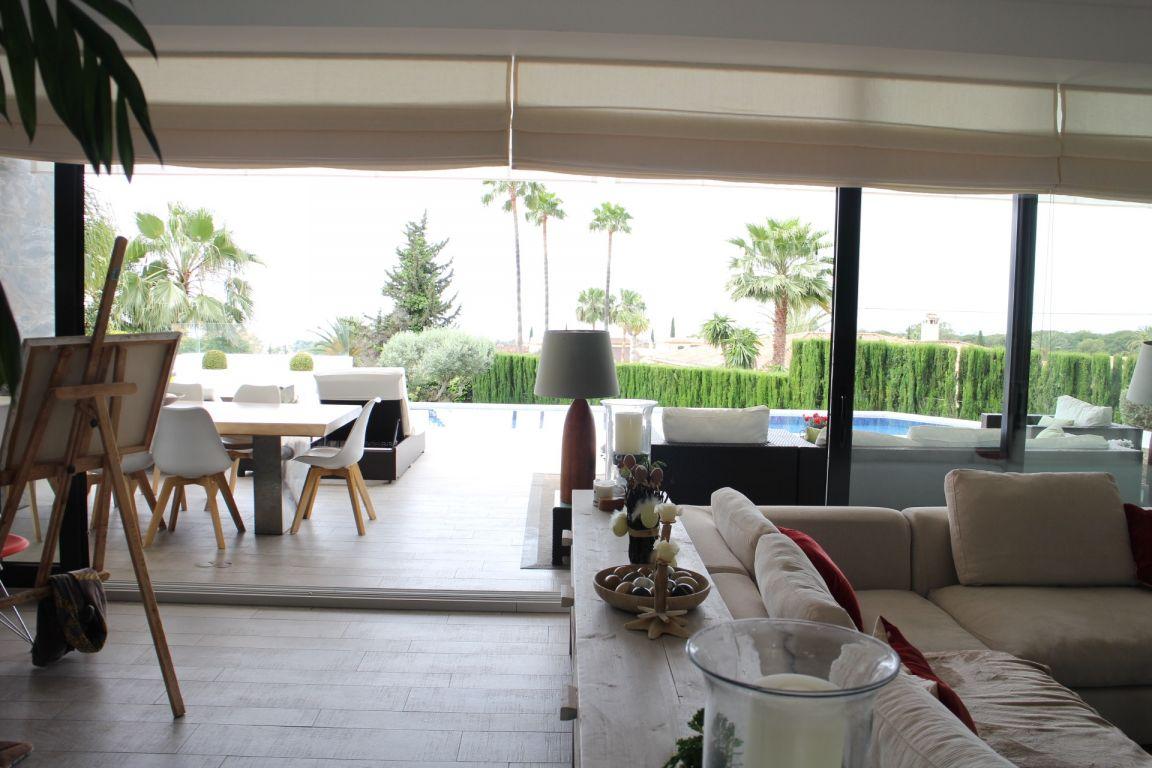 Великолепная вилла в Nagueles, Marbella.