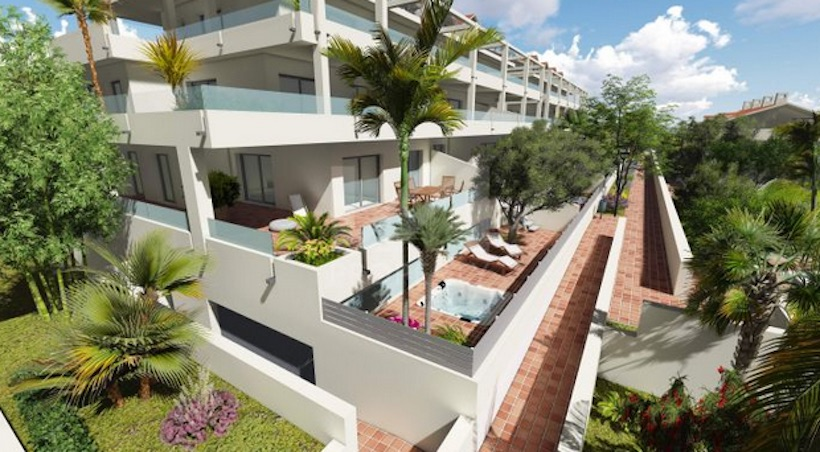Wonderful penthouse in New Golden Mile, Estepona.