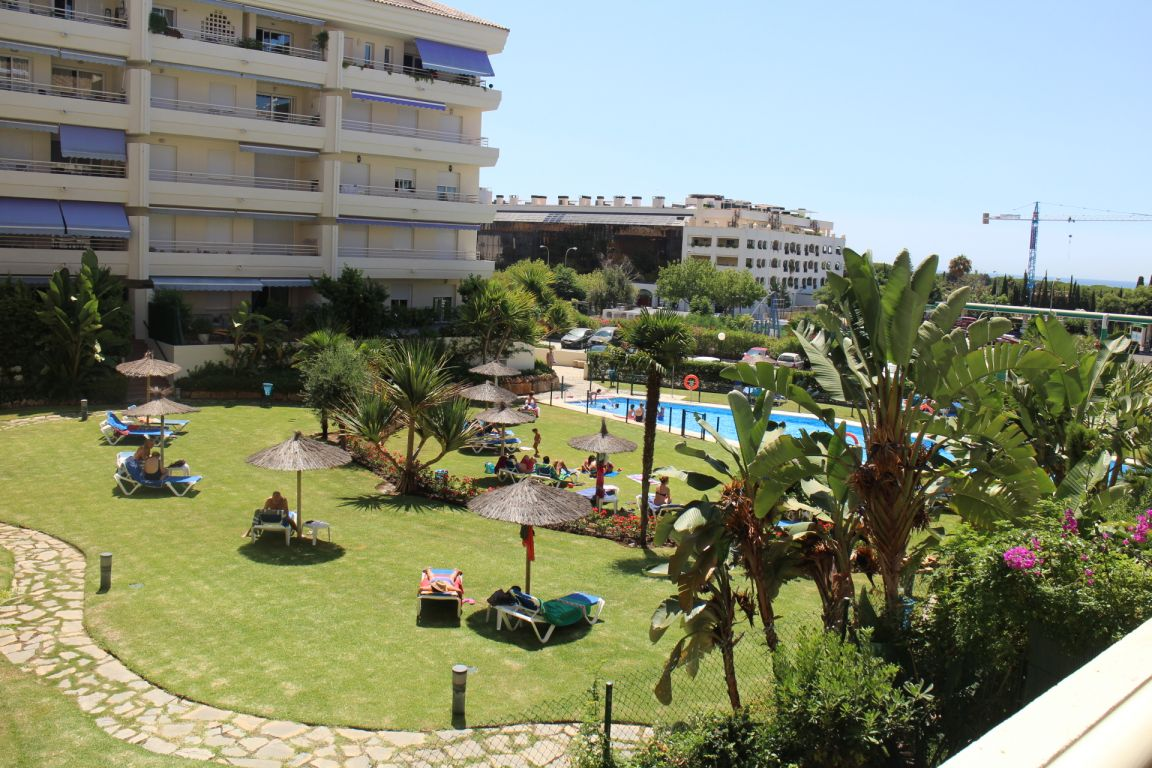 Beautiful apartment in the center of Marbella.