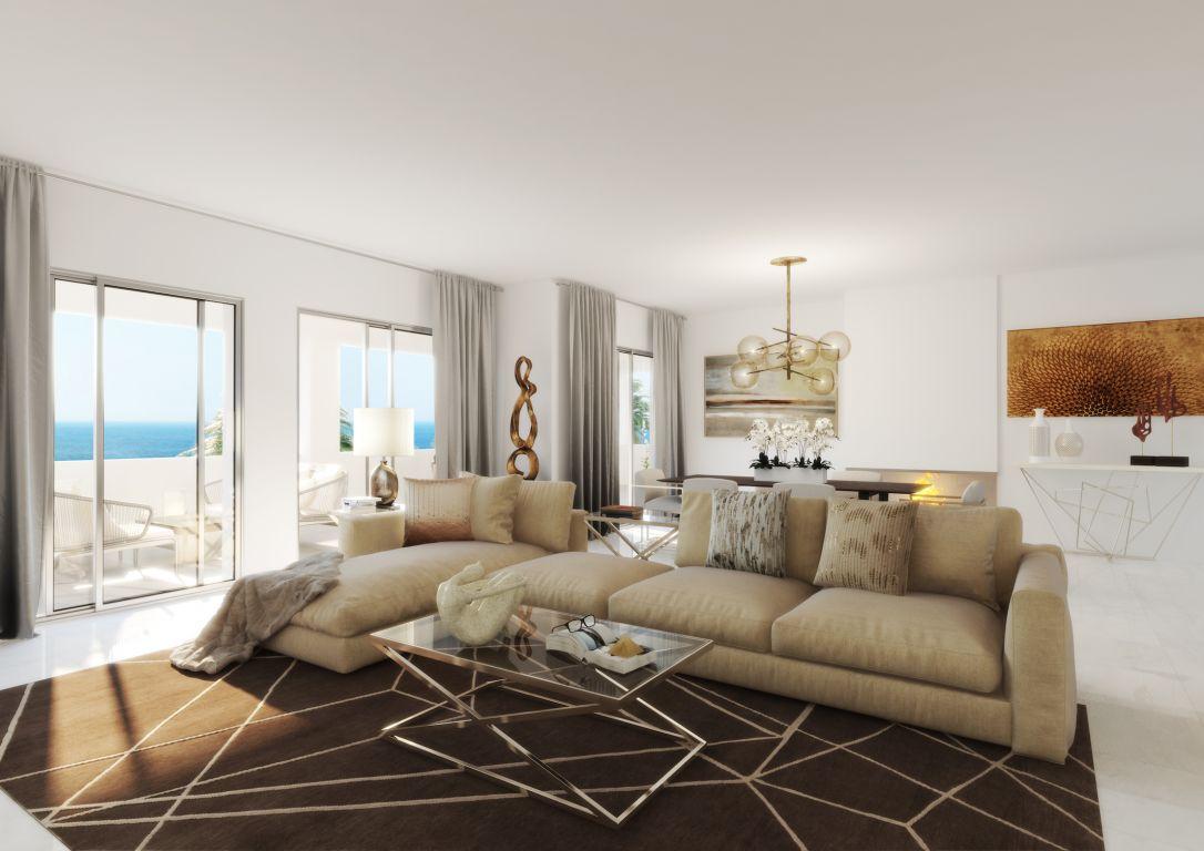 A magnificent penthouse in Mirador de Estepona