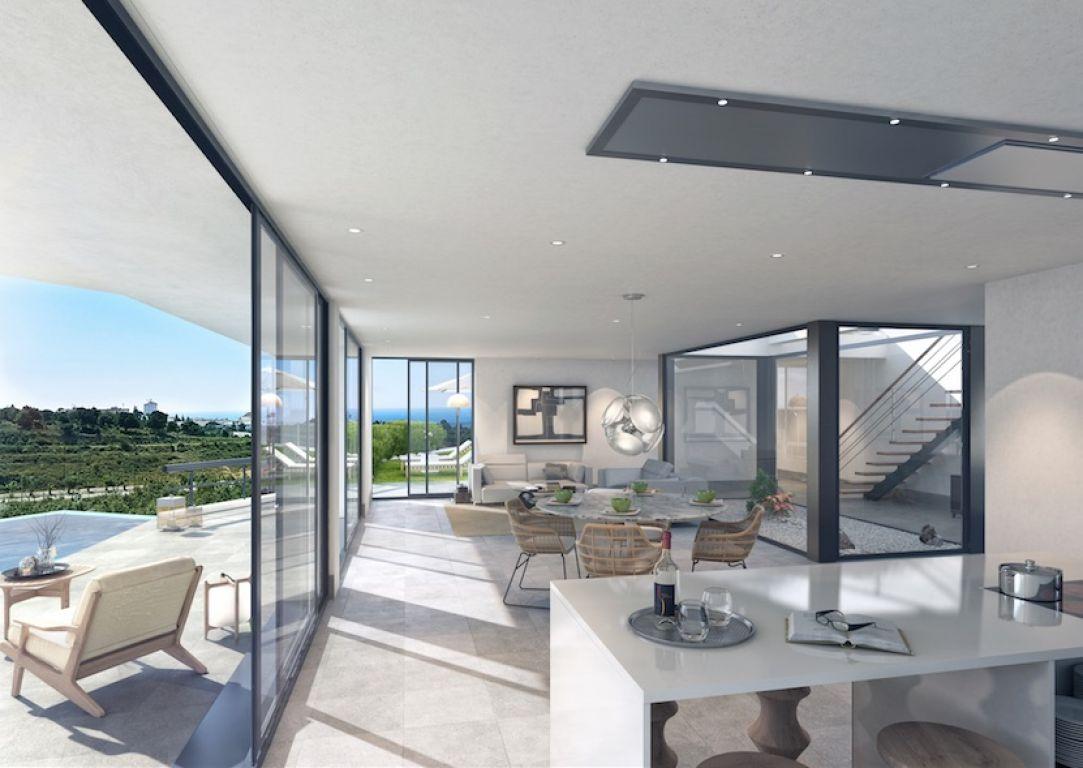Moderna villa en La Cala Views