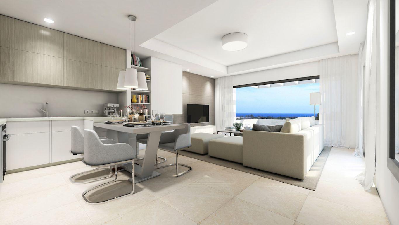 Beautiful penthouse in Las Terrazas de Atalaya, Estepona.