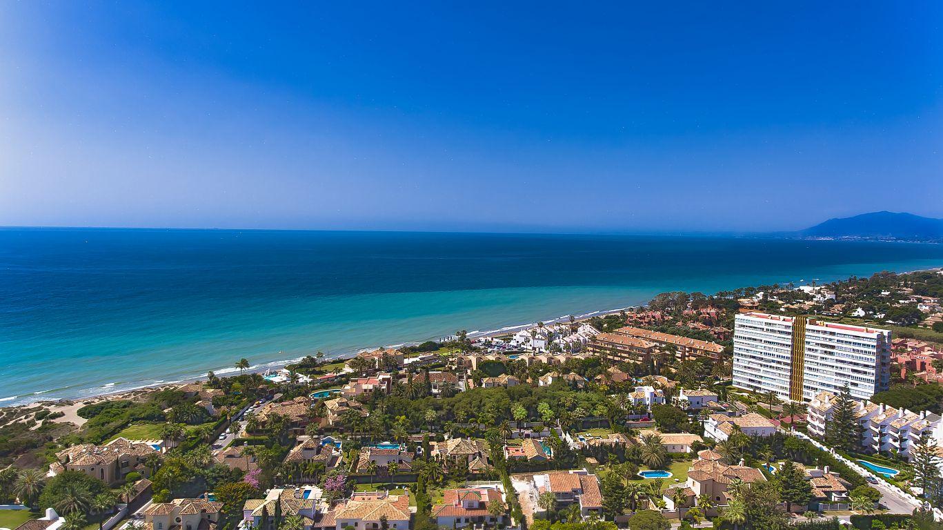 SHORT TERM RENT VILLA IN EL ROSARIO BEACH SIDE