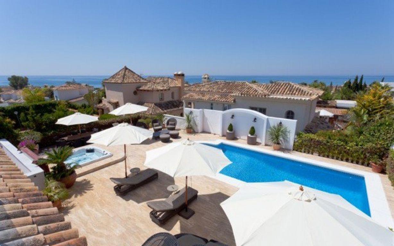 Luxury Villa El Rosario