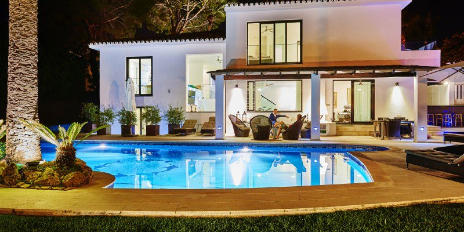Exclusive Villa in luxurious area to spend unforgettable time