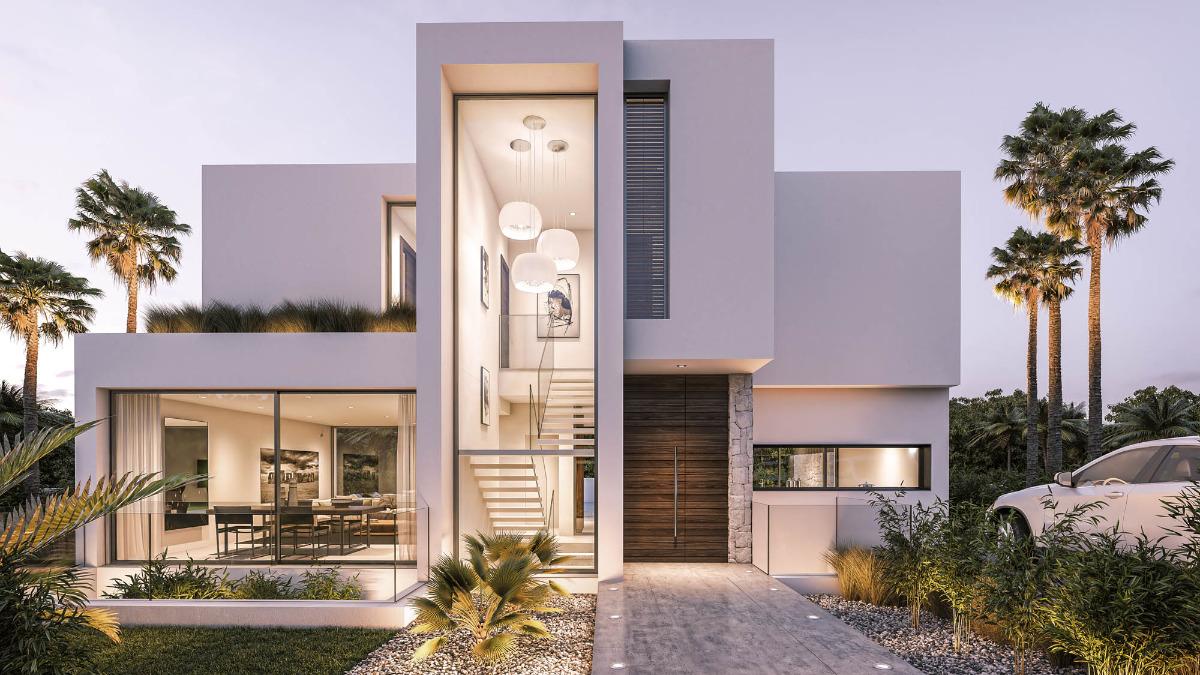 Amazing modern villa