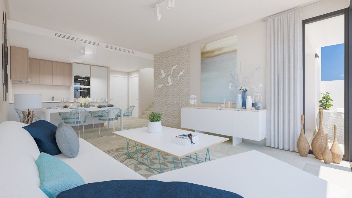 Your home on Costa del Sol. New project.