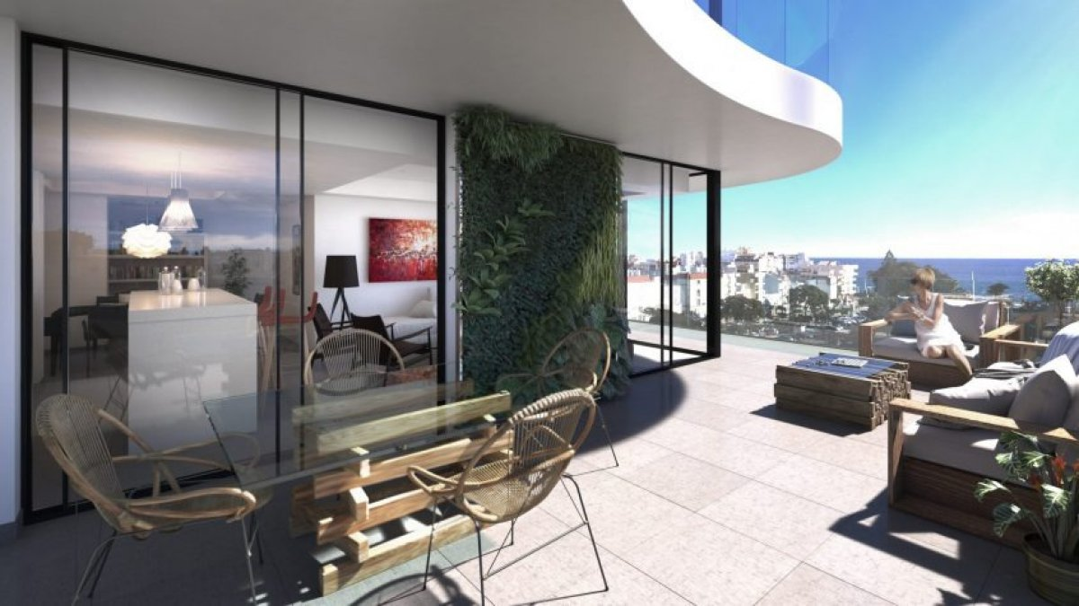 New and modern apartment with excellent location
