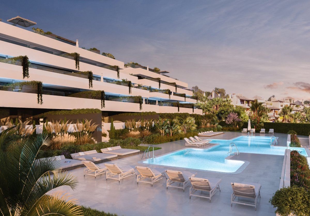 Fabulous apartment in The New Golden Mile, Estepona