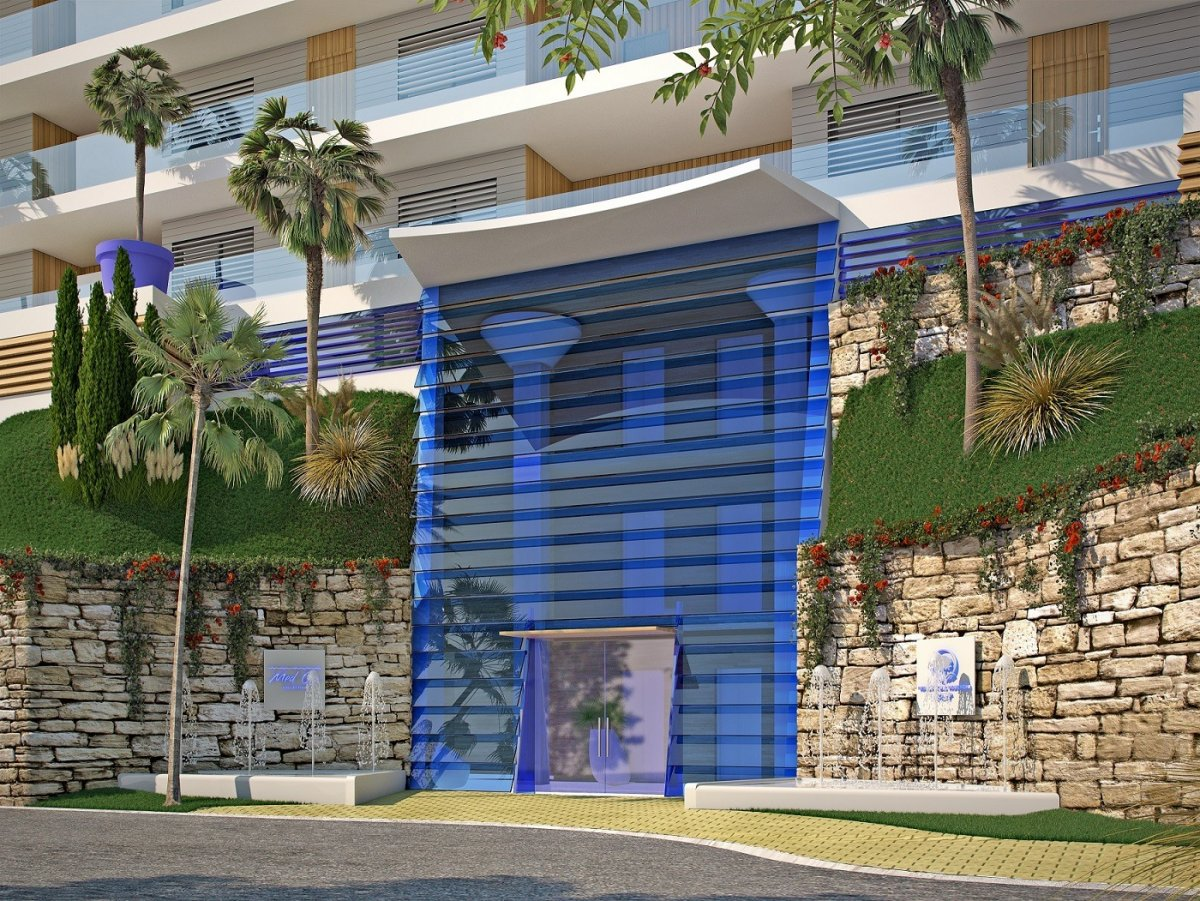 Unique apartments in Fuengirola
