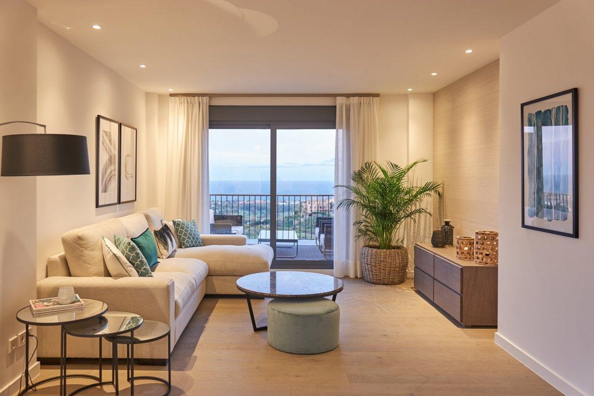 Elegant Penthouse with amazing views in Benahavis