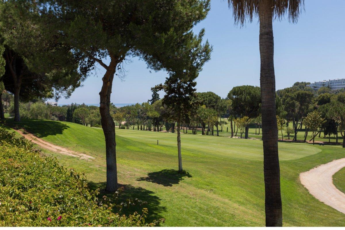 Unique front line golf villa in Vereda del Golf, Rio Real