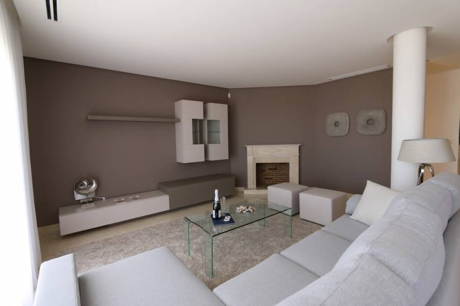 new golf luxurious penthouses in Marbella Nueva Andalucia