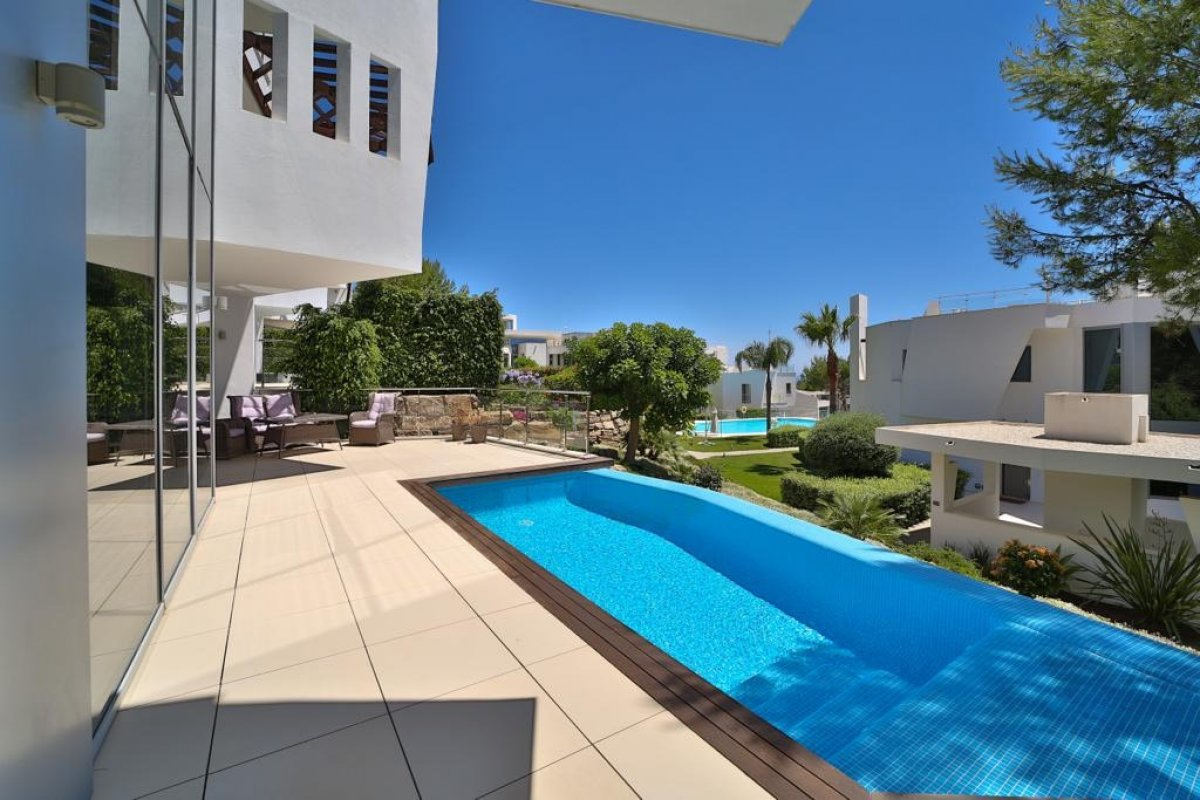 Luxury townhouse in Sierra Blanca,  Marbella