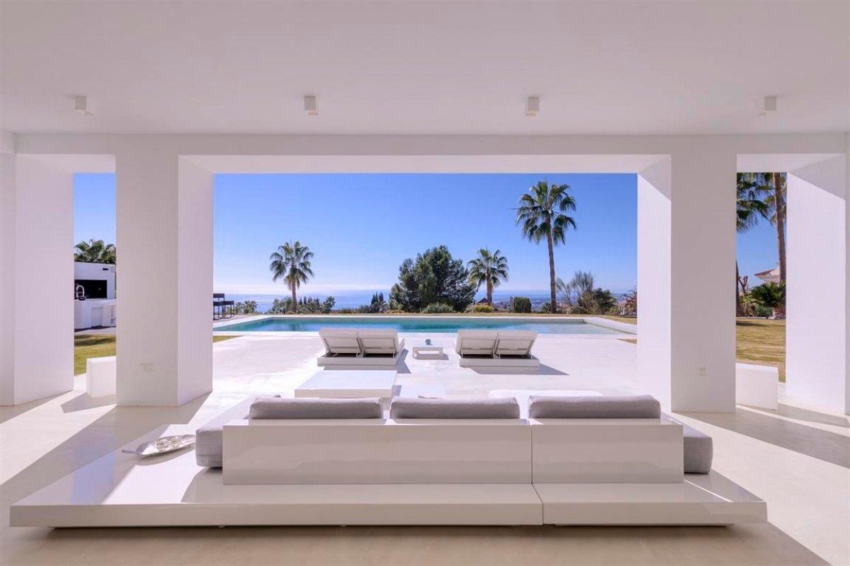 New modern Villa in Sierra Blanca, Marbella