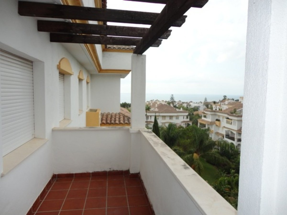 Penthouse in Hacienda de Nagueles