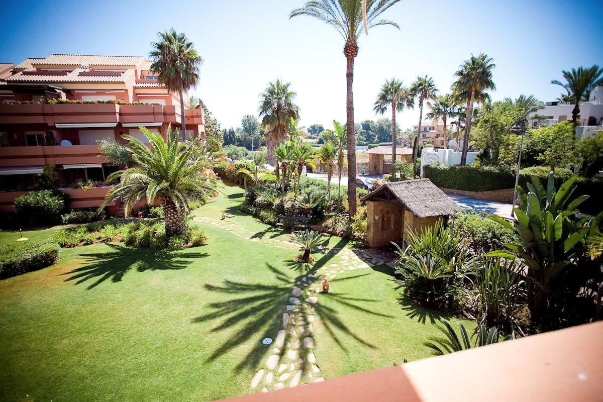 Apartment in Embrujo Playa, Marbella