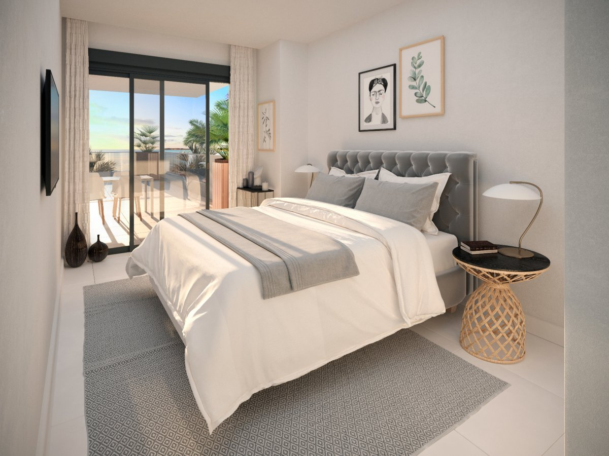 Nuevo apartamento en Estepona