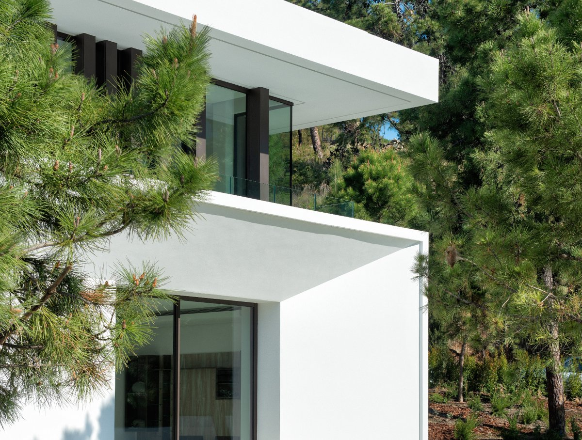Modern villa in La Reserva de Alcuzcuz, Benahavis