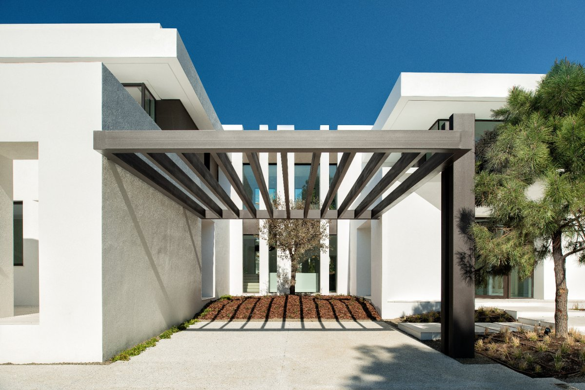 Villa contemporanea en Reserva de Alcuzcuz, Benahavis