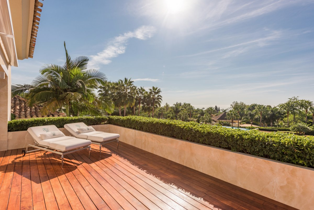Magnificent luxury villa in the most exclusive area of Marbella