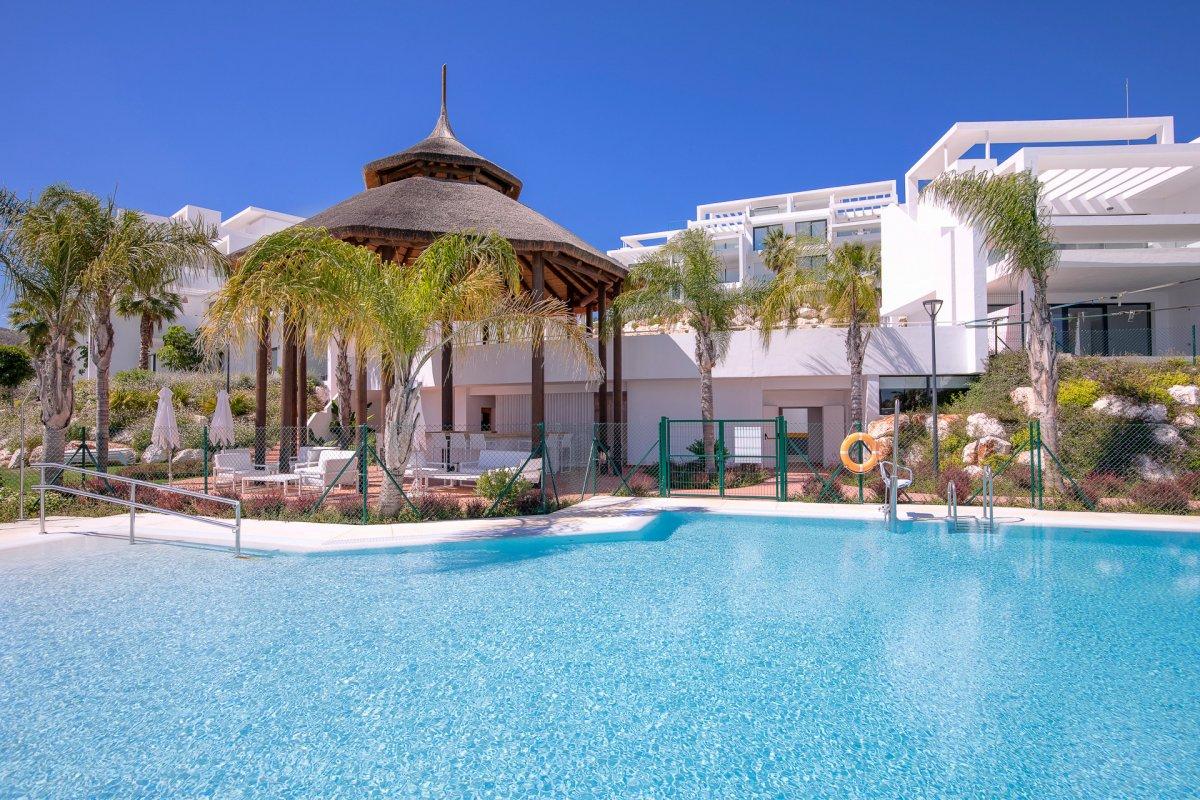 Новые роскошные апартаменты в одном из самых престижных районов Коста-дель-Соль