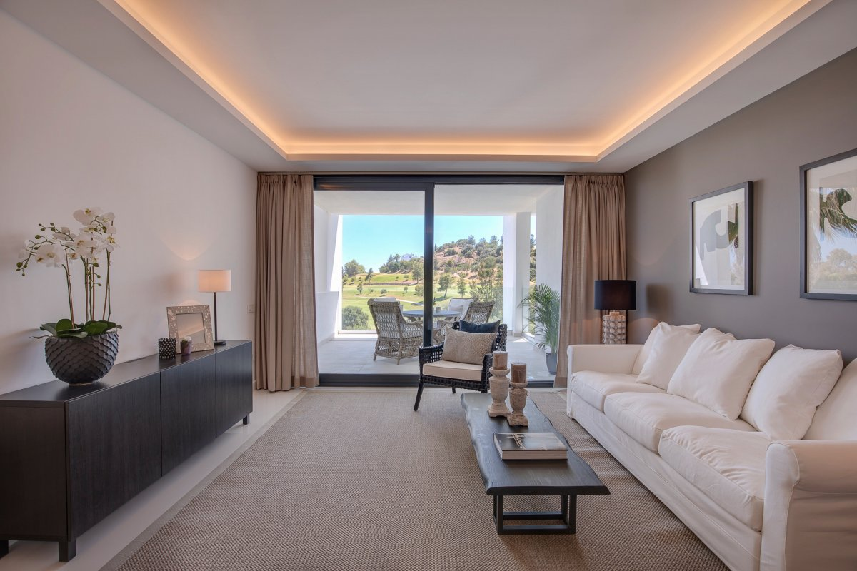 Apartamento de lujo en una de las zonas más prestigiosas de Costa del Sol