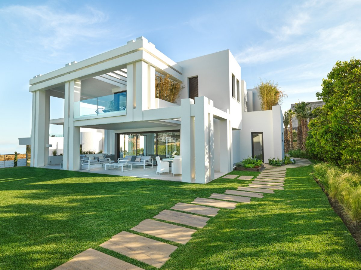New modern villa in Los Flamingos, Benahavis
