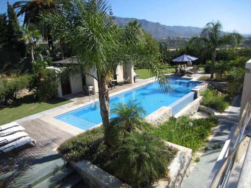 Stunning Villa Nueva Andalucia
