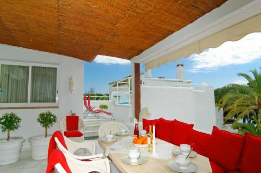 Duplex beach side Marbella