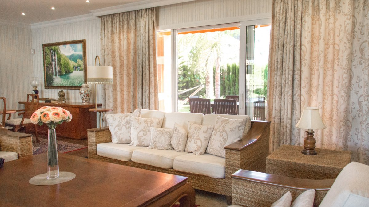 Beautiful traditional Andalusian villa in Istan