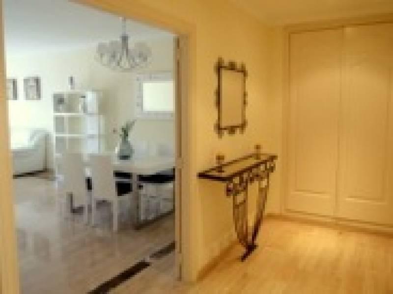 ground floor apartment Puerto Banus
