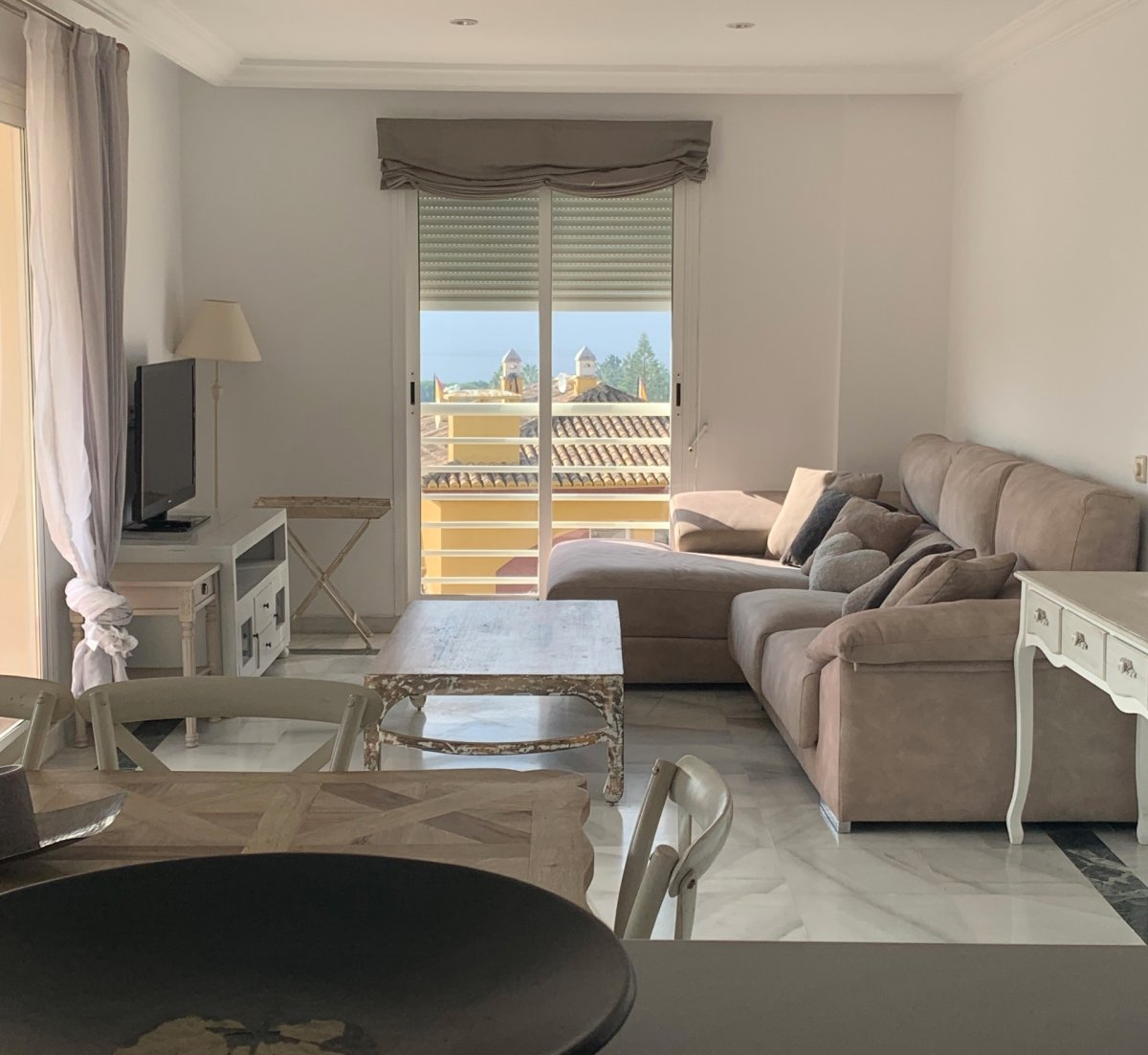 Spectacular penthouse in Golden Mile with sea and mountain views in Costa Nagueles II