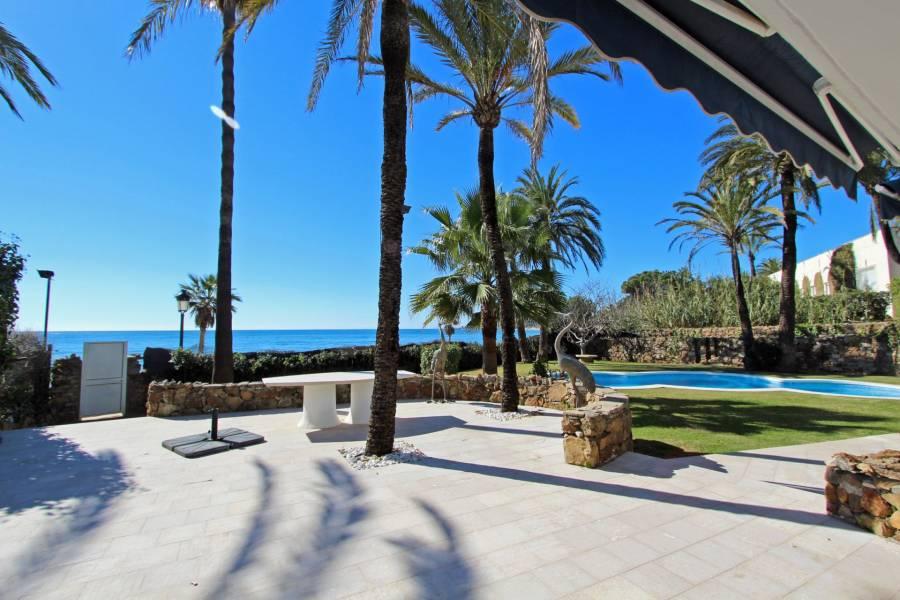 Villa for rent, Marbella Golden Mile
