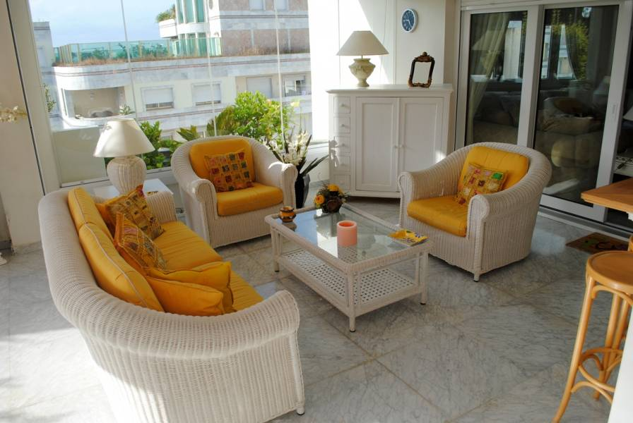 Luxurious penthouse in Playa del Duque Puerto Banus