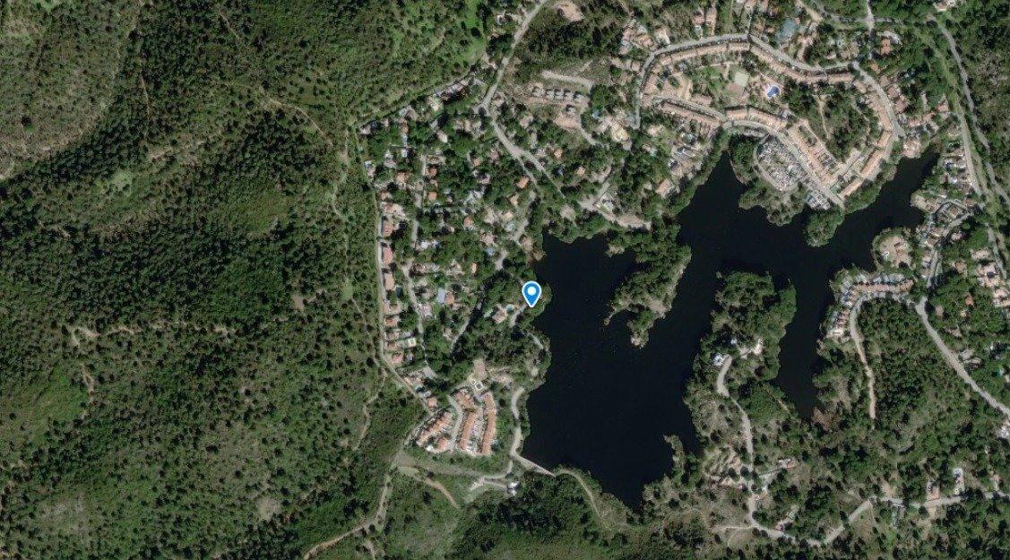 Se vende parcela urbana en las jaras a orilla del lago - imagenInmueble18