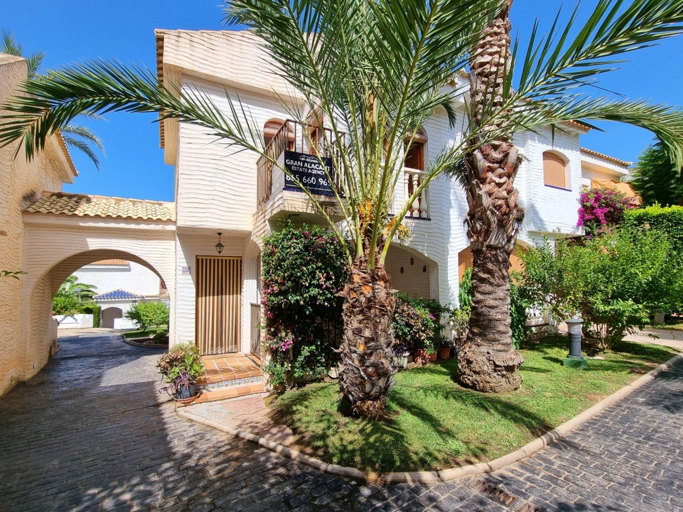 bungalow en gran-alacant · costa-hispania 119990€