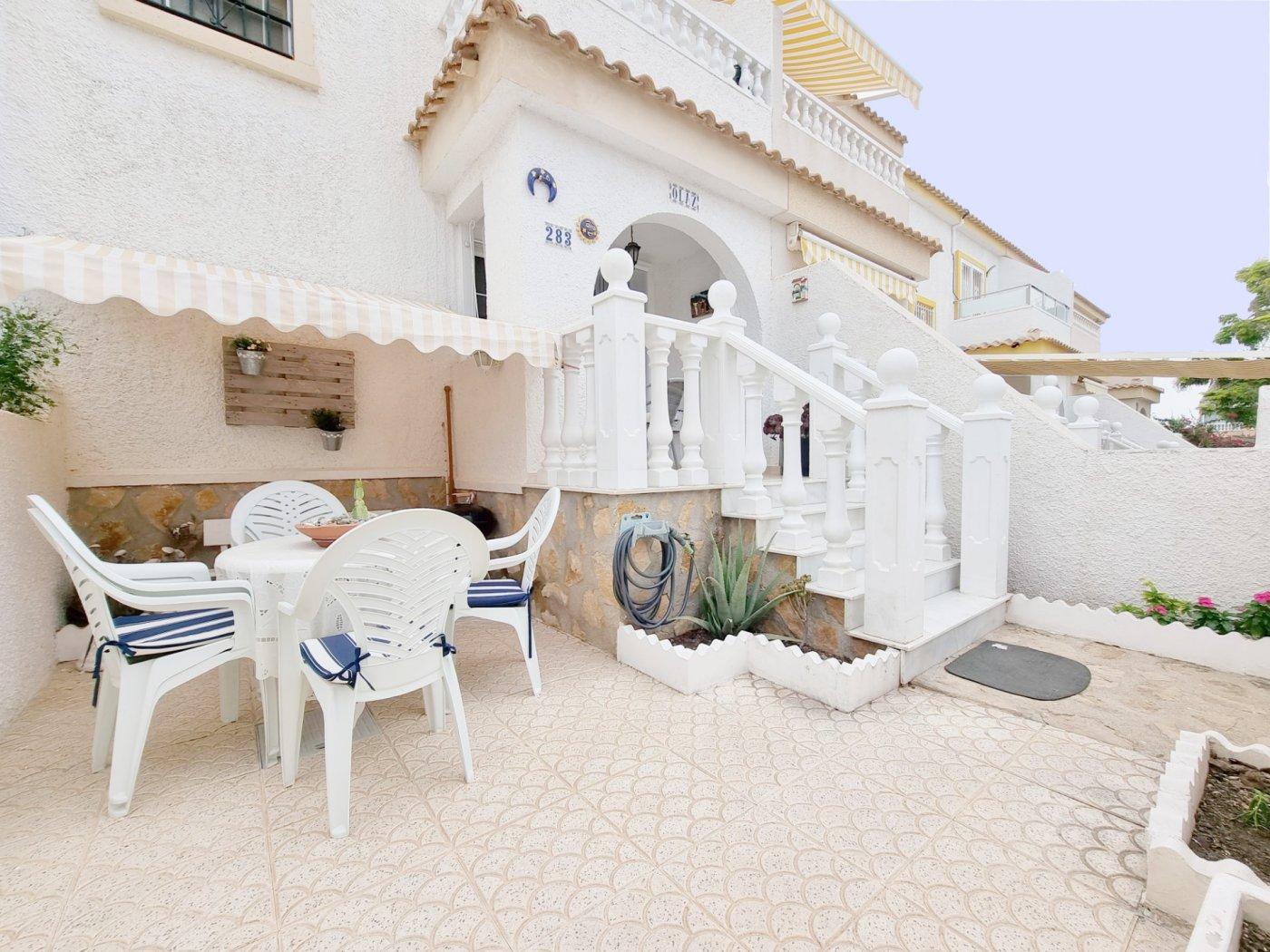bungalow en gran-alacant · clot-de-galvany 111490€