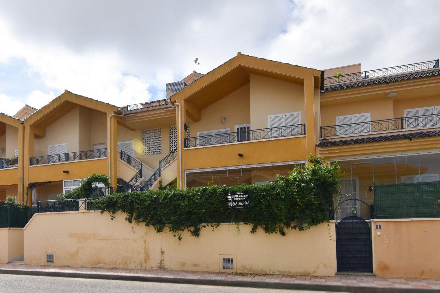 bungalow en gran-alacant · avda-noruega 134990€